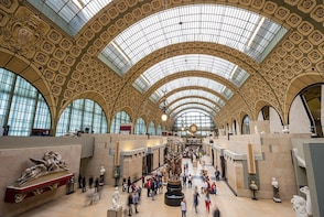 Paris Orsay Museum Skip-the-Line Ticket