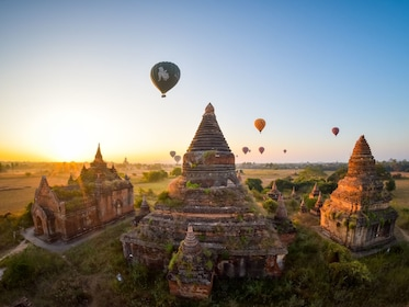 Yangon – Bagan – Mandalay (5 Days - 4 Nights)