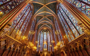 Sainte Chapelle: Skip the Line + Self-Guided Tour in App