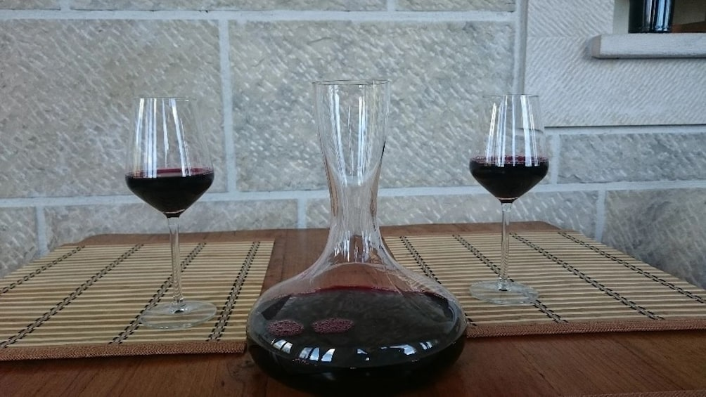 Empire of wine - Peljesac tour