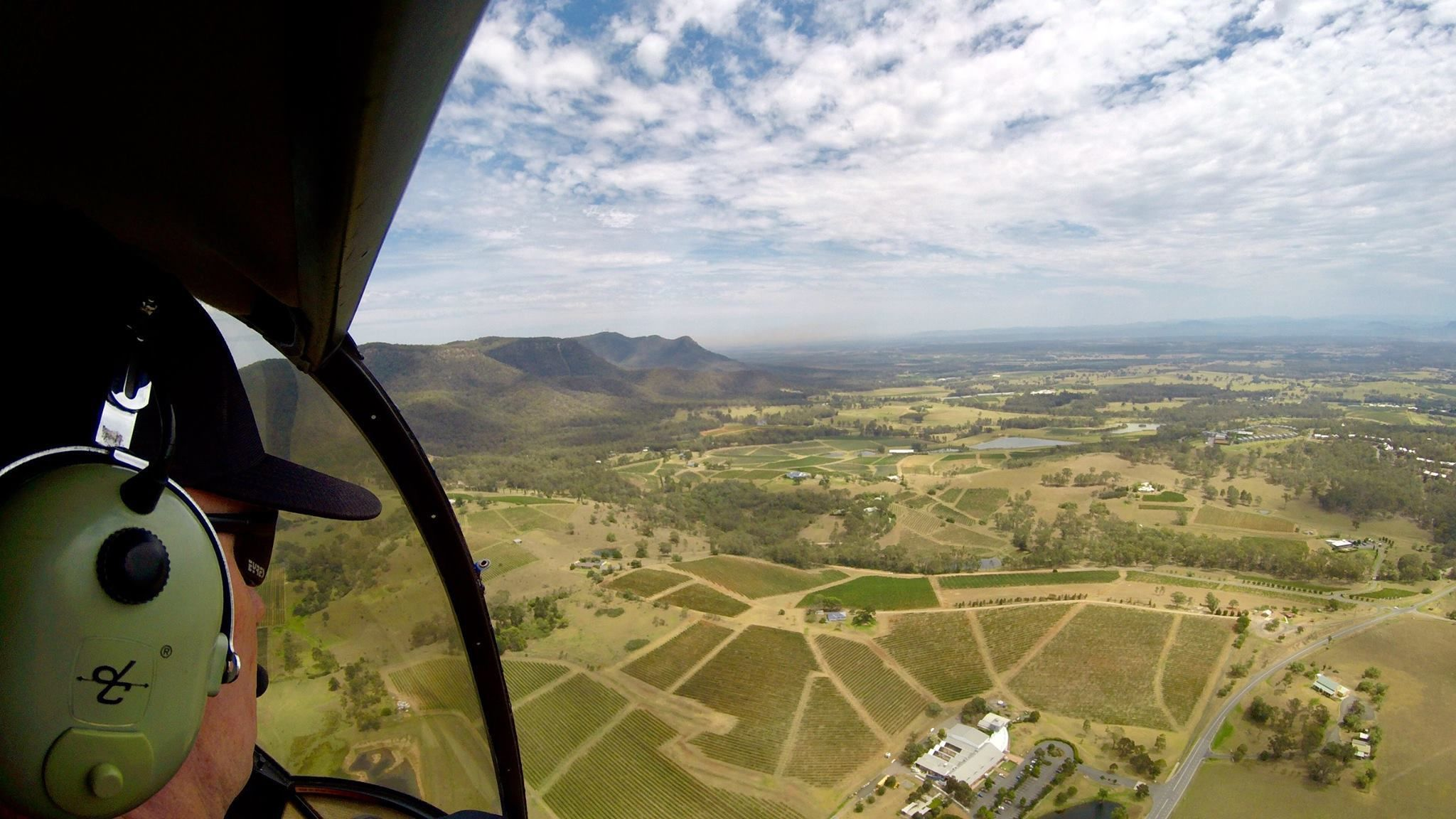 Air, helicopter & balloon tours