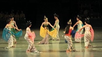 Exotic Prambanan Temple with Ramayana Ballet Join Tour