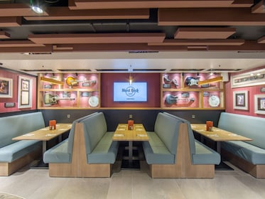 Hard Rock Cafe Andorra Dining with Priority Seating