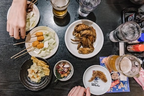 Eat like a Local After a Rugby World Cup game in Nagoya
