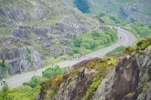 Cycling from Killarney. Co Kerry. Self guided. Full day.