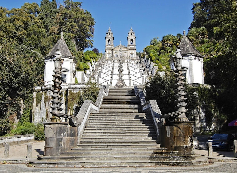 Show item 3 of 5. Visit to Guimarães and Braga with lunch included