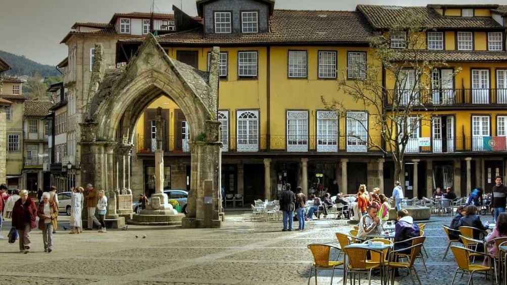 Show item 5 of 5. Visit to Guimarães and Braga with lunch included