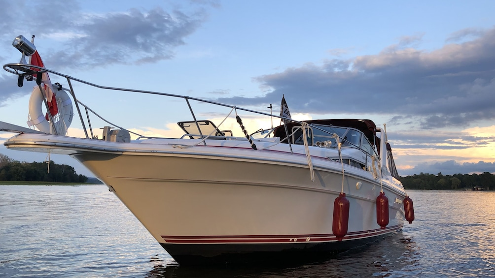 Show item 2 of 8. Ottawa River Tour, Private Yacht