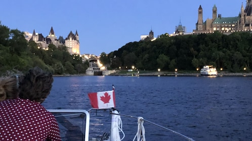 Ottawa River Tour, Private Yacht