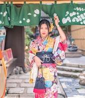 Experience Rental Kimono and Yukata in Kyoto