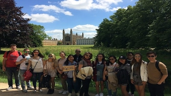 Full Day Cambridge Tour from Oxford