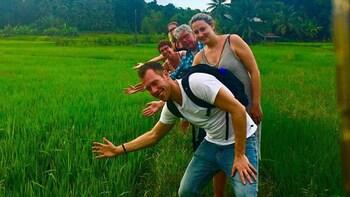 Hingula Village Tour in Sri Lanka
