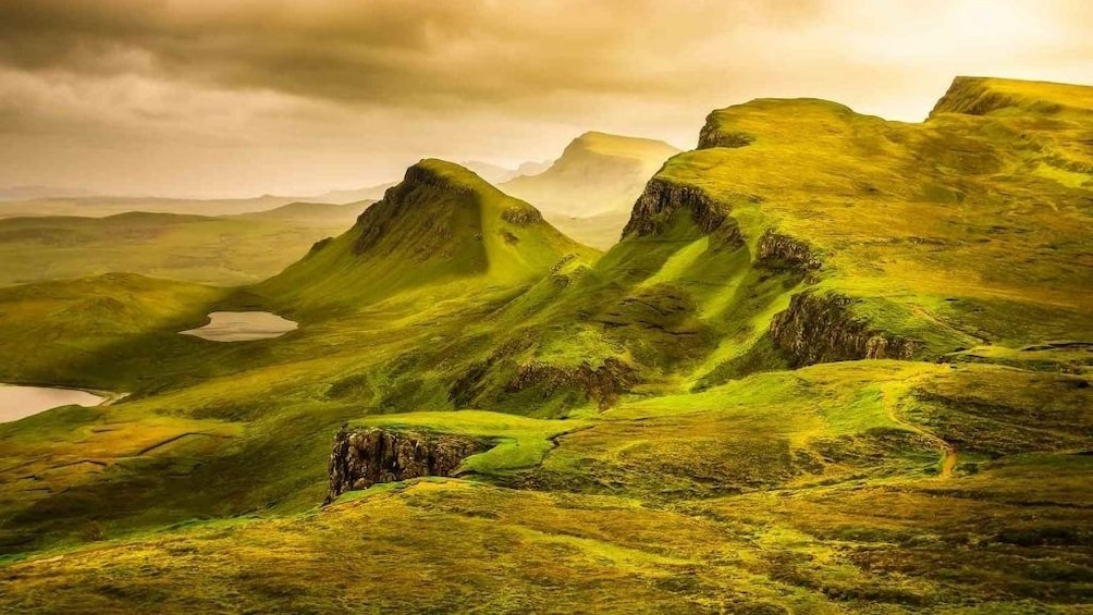 Show item 5 of 10. 3-Day Isle of Skye & the Highlands small group tour