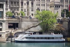 Wendella's 45-min Chicago River Architecture Tour