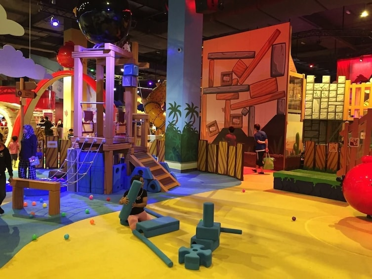 Show item 8 of 8. Angry Birds Activity Park