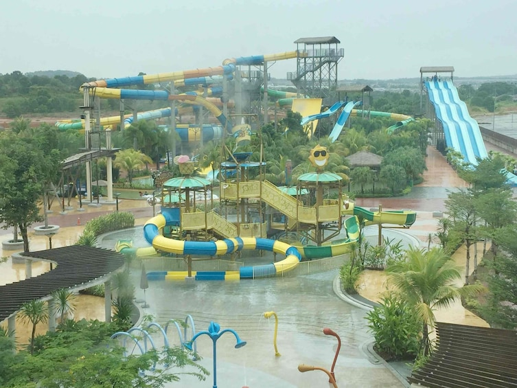 Show item 1 of 8. Austin Heights Water Adventure Park
