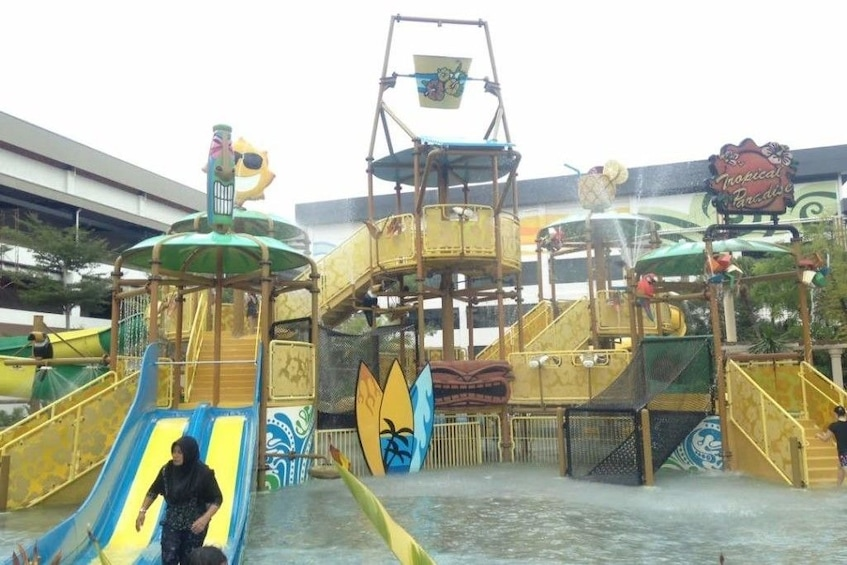 Show item 3 of 8. Austin Heights Water Adventure Park