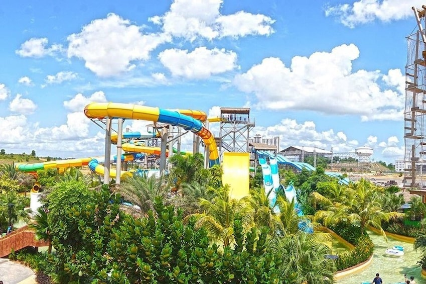 Show item 5 of 8. Austin Heights Water Adventure Park