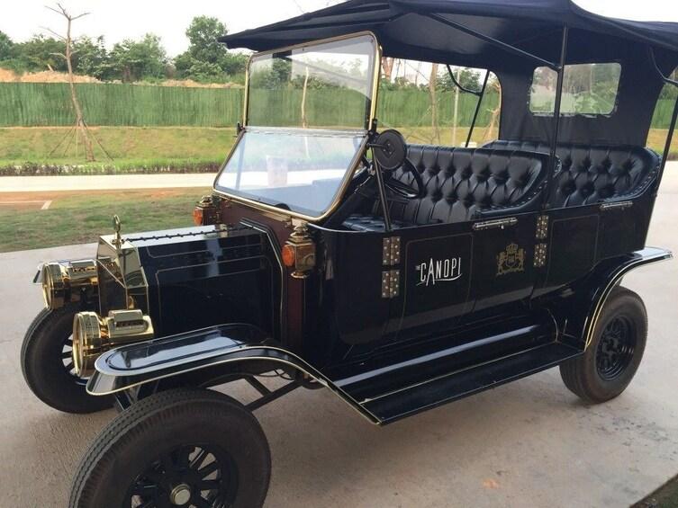 Show item 1 of 5. Classic Car Fun Ride