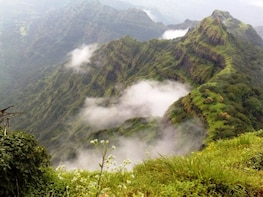 Green hills of Mahabaleshwar and Panchgani from Mumbai