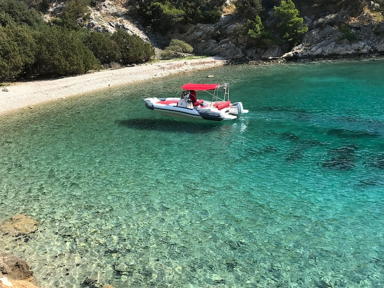 Show item 2 of 2. Brac and Solta Islands - Half Day Boat Trip
