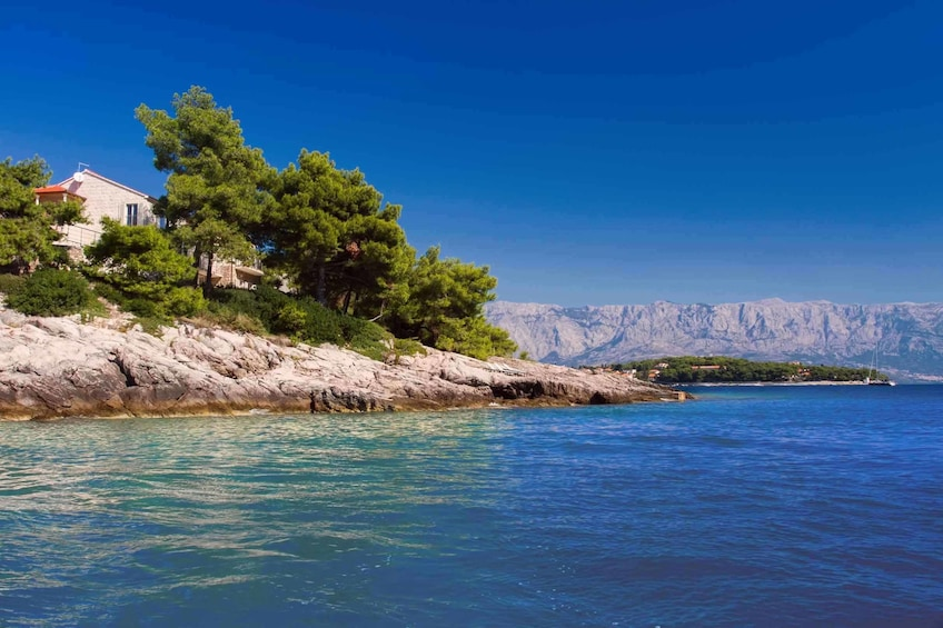 Show item 1 of 2. Brac and Solta Islands - Half Day Boat Trip