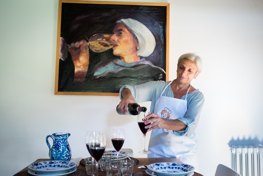 Show item 2 of 6. The art of the Aperitivo with a local in Trieste
