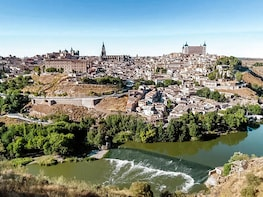 Toledo from Madrid Half Day Essential Tour