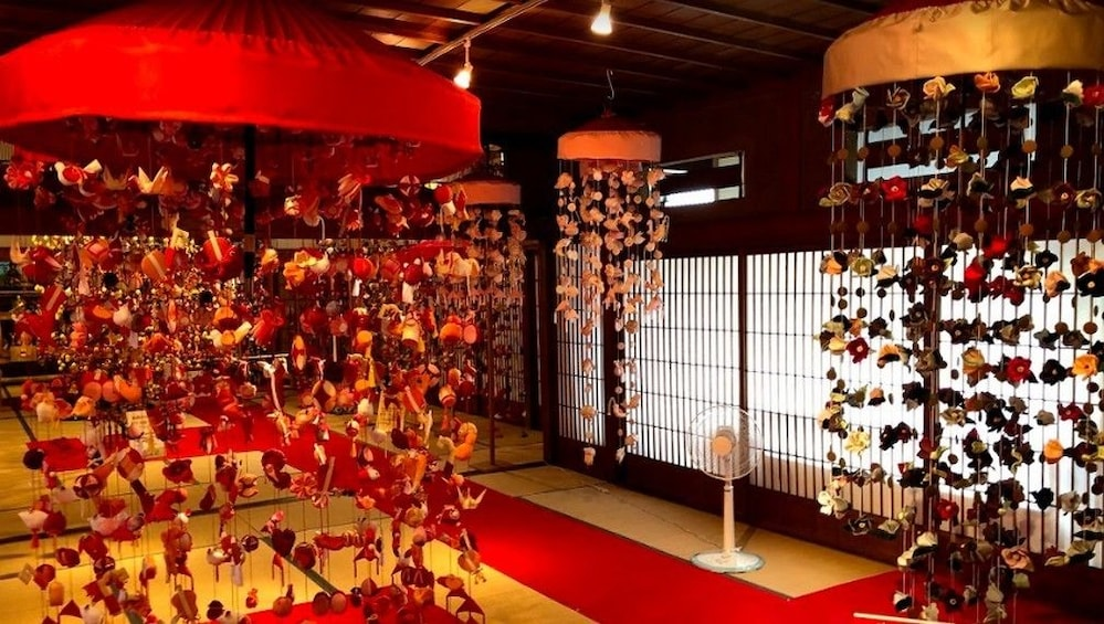 "Show item 1 of 3. Japan's three largest ""hanging decorations"" experience"