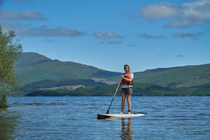 2 HOUR STAND UP PADDLEBOARD ROWARDENNAN