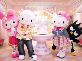 Puteri Harbour: Sanrio Hello Kitty / Thomas Town/ Combo Park