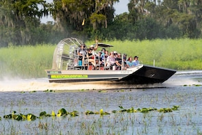 Scenic 30 Minute Airboat Tour