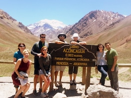 Small Group Andes, Aconcagua Tour from Mendoza with Barbecue