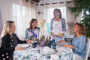 Dining experience at a local's home in Capri