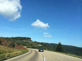 Porsche Tour Germany - B500 - Black Forest High Route