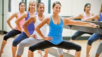 Active Workout Inspired By Ballet Yoga Pilates At Bbb H B