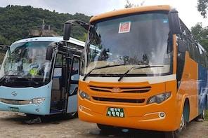 Pokhara Tourist Bus Ticket