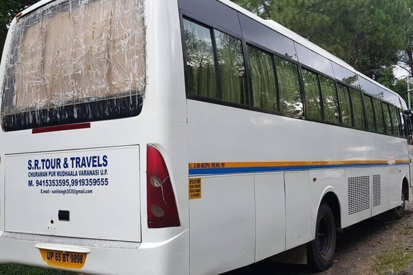 Show item 5 of 7. Pokhara Tourist Bus Ticket