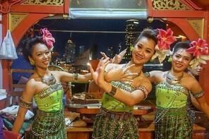 Night Join WanFahDinnerCruisefromBangkok includingTraditionalDance & Live M...