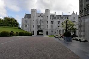 Adare Manor County Limerick To Ashford Castle Private Chauffeur Transfer