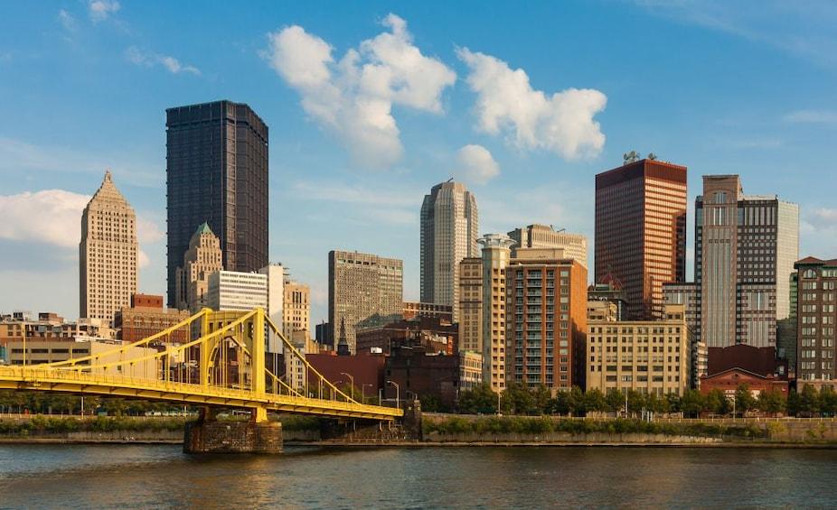 Show item 1 of 5. Let's Roam Scavenger Hunt: Pittsburgh's Strength