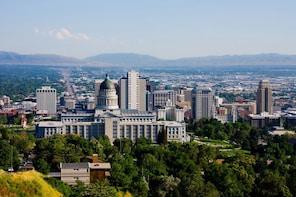 Salt Lake City Scavenger Hunt: Salt Lake's Settlers