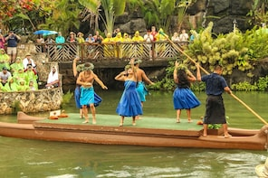 Pearl Harbor & Polynesian Cultural Center Circle Island Tour