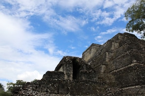 Two world tour, Mayan and Colonial History