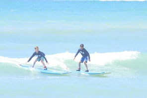 *Beginner Surf Lessons for Ko'Olina Area. . . . Ages 3 & Up.
