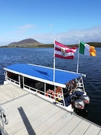 Sea angling boat cruise,Letterfrack Bay,Connemara.Guided.2hr