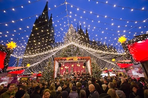 Holland, Germany & Belgium 3-Day Christmas Markets Tour