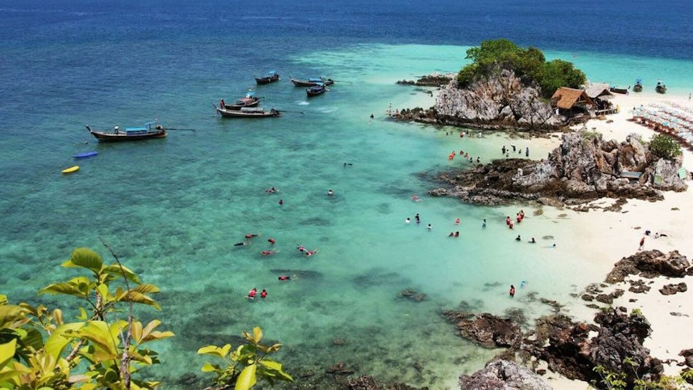 Show item 10 of 10. Khai Island Half Day Snorkeling Tour From Phuket