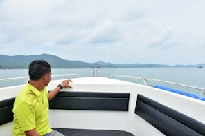 Phuket to Koh Yao Yai via Koh Yao Noi by Green Planet Speed Boat