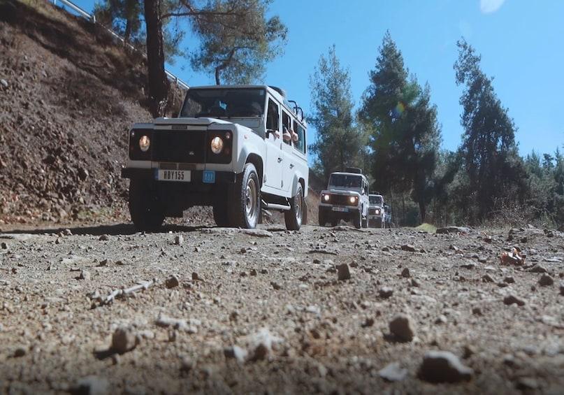 Grand Tour 4x4 Safari from Paphos